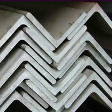 ASTM 316L HRAP / Hot Formed Stainless Steel Angle Bars For Chemical Industry, Vehicles, Ships